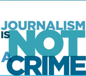 Kampaņa Turcijas žurnālistu un preses brīvības aizstāvībai.